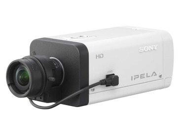 SONY(ソニー) ネットワークカメラ SNC-CH140 防犯カメラ 監視カメラ 屋内ボックス 標準機能を搭載 View-DR/HD出力対応ボックス型ネットワークカメラ ONVIF対応