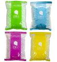 ≪お好きなフレーバーを4袋♪≫ 炭酸氷 シュワポップ 1kg×4袋 【グレープ・ソーダ・レモン・メロ