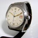 ROLEX ロレックス オイスターDATE Re 6094 1953年製 手巻 リベットブレス 整備済