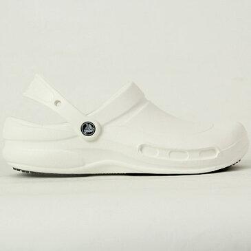 crocs bistro white クロックス ビストロ サンダル 男性用 メンズ 送料区分:S