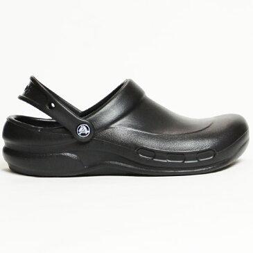 crocs bistro black クロックス ビストロ メンズ サンダル 男性用 送料区分:S