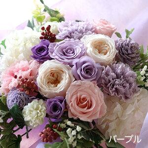 古希祝いに70本のバラ