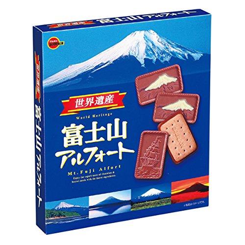 富士山アルフォート/ブルボン 富士山のお土産
