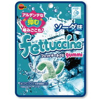 フェットチーネグミ炭酸フレーバセット(コーラ味+ソーダ味+エナジー味)