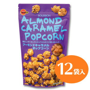 【TVCM放映中の新商品!】アーモンドキャラメルポップコーン 12袋入