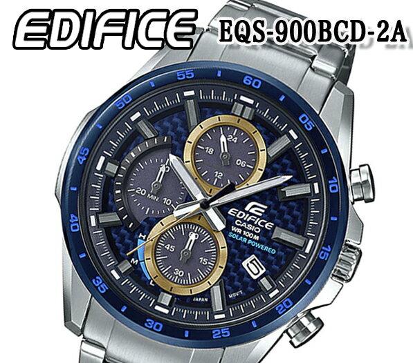 腕時計, メンズ腕時計  CASIO EDIFICE 10 eqs-900bcd-2a