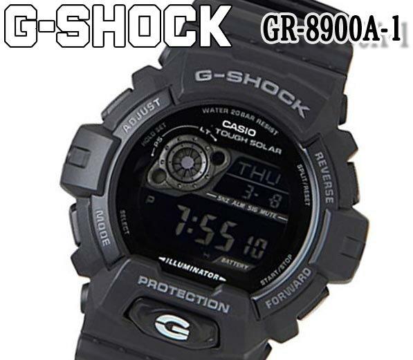 CASIO G-SHOCK black watch CASIO G G-SHOCK GR-890...