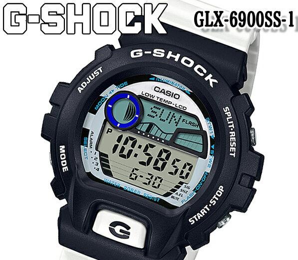 CASIO G-SHOCK military watch G-SHOCK GLX-6900SS-...