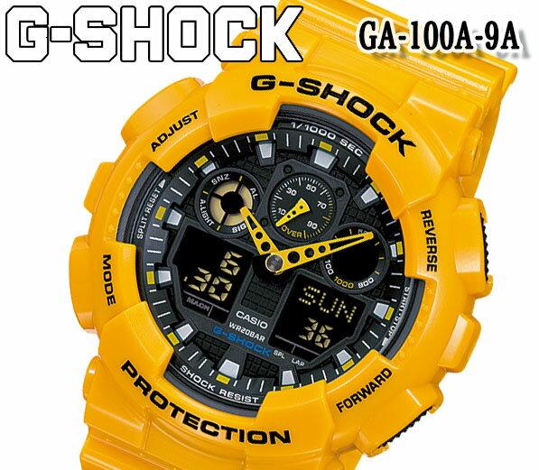 CASIO Dive watch CASIO G-SHOCK G GA-100A-9A