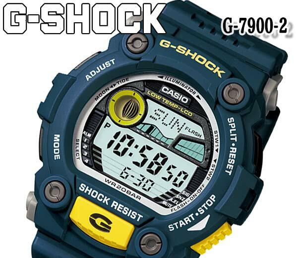 腕時計, メンズ腕時計  g-7900-2 G-SHOCK G CASIO
