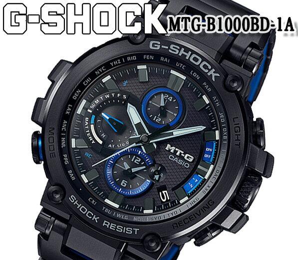 腕時計, メンズ腕時計  G-SHOCK G G MTG-B1000BD-1 Bluetooth 6