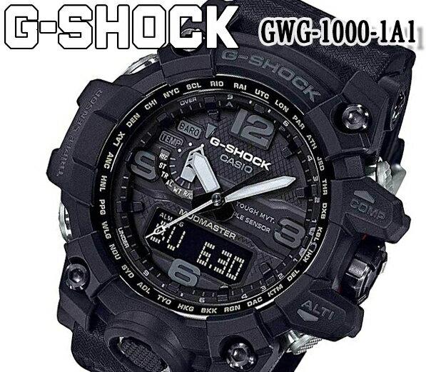 腕時計, メンズ腕時計  CASIO G-SHOCK GWG-1000-1A1 MUDMASTER