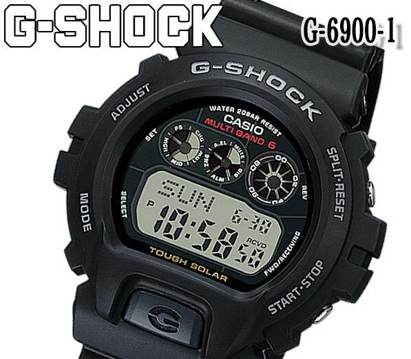 腕時計, メンズ腕時計  G-SHOCK G-6900-1 CASIO G