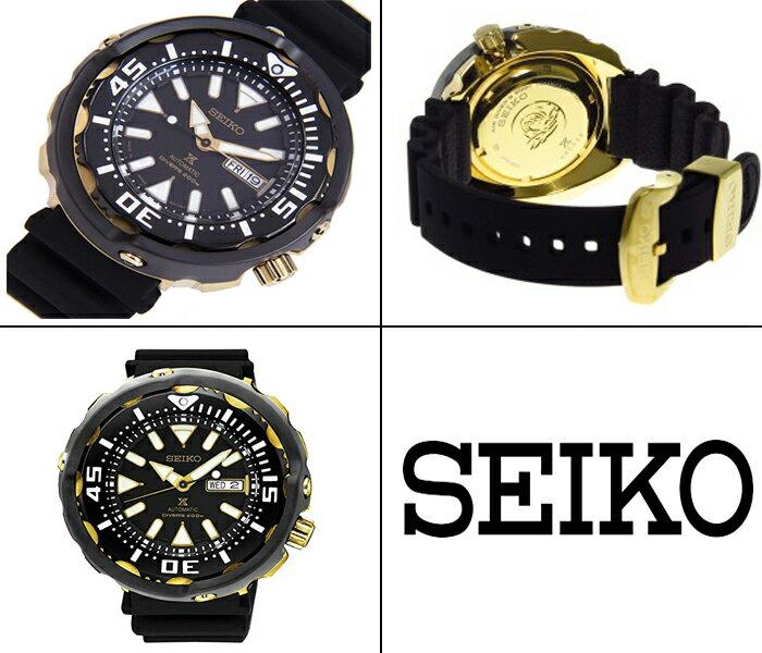 SEIKO PROSPEX 200m セイコー プロスペックス 200m防水 ダイバーズ 自動巻 ブラックベゼル ダイビング腕時計 ブラック ラバーベルト 日本製 SRPA82J1
