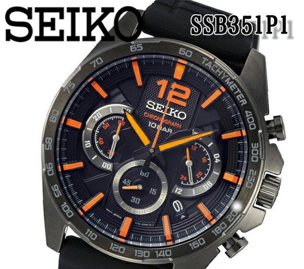 腕時計, メンズ腕時計  SEIKO SSB351P1 100m