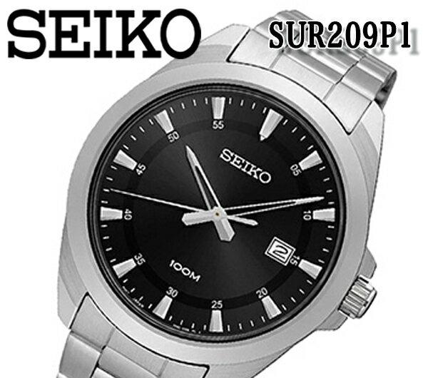 腕時計, メンズ腕時計  SEIKO SUR209P1
