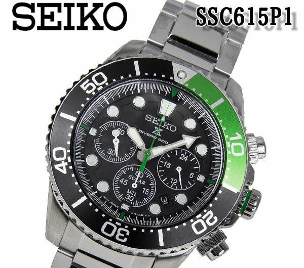 腕時計, メンズ腕時計 1SEIKO SSC615P1