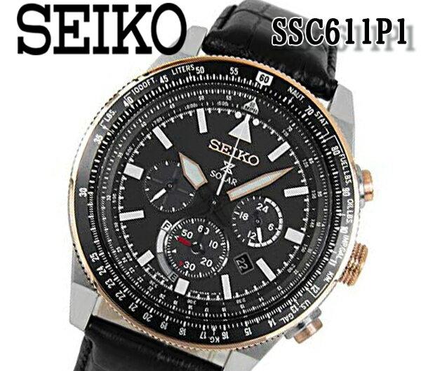 腕時計, メンズ腕時計 2017SEIKOSKY SSC611P1
