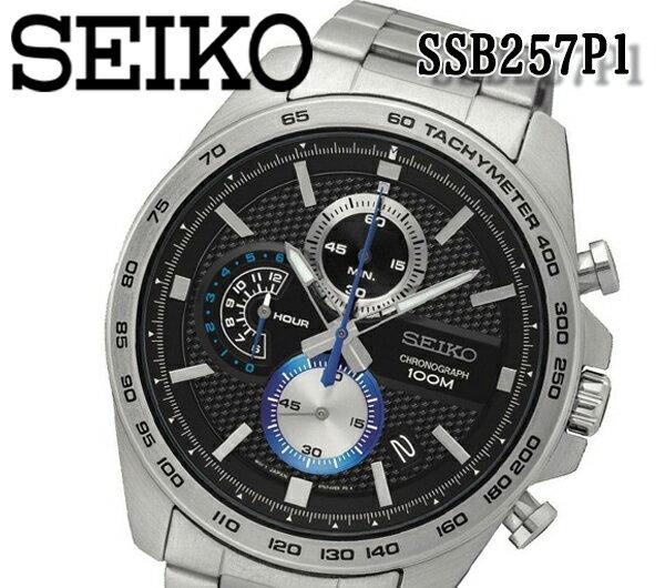 腕時計, メンズ腕時計  SEIKO SSB257P1 100m LUMINOUS