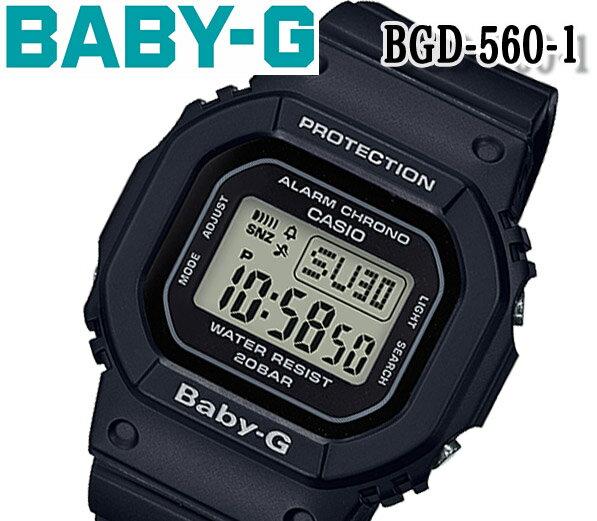 腕時計, レディース腕時計  CASIO Baby-G bgd-560-1 10