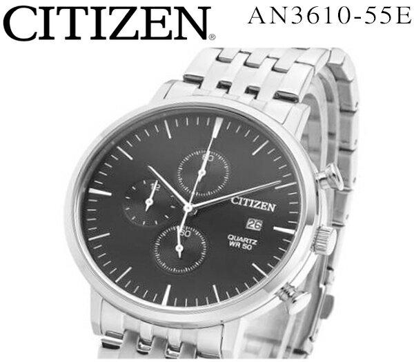 腕時計, メンズ腕時計  CITIZEN an3610-55e