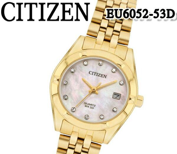 腕時計, レディース腕時計  CITIZEN eu6052-53d 10