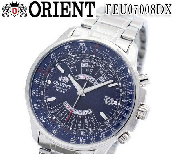 腕時計, メンズ腕時計  ORIENT FEU07008DX (SEU07008DX)