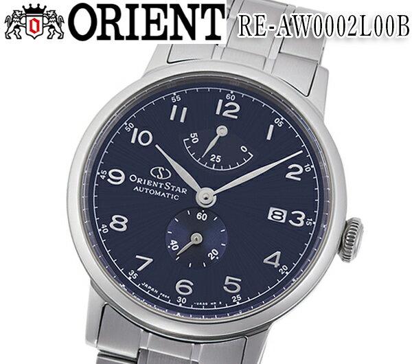 498291c503 ... オリエント スター 腕時計 Orient Star コンテンポラリー スモールセコンド 時計 RE-AW0002L00B パワーリザーブ  並行輸入品 自動巻 メンズ 腕時計 カレンダー