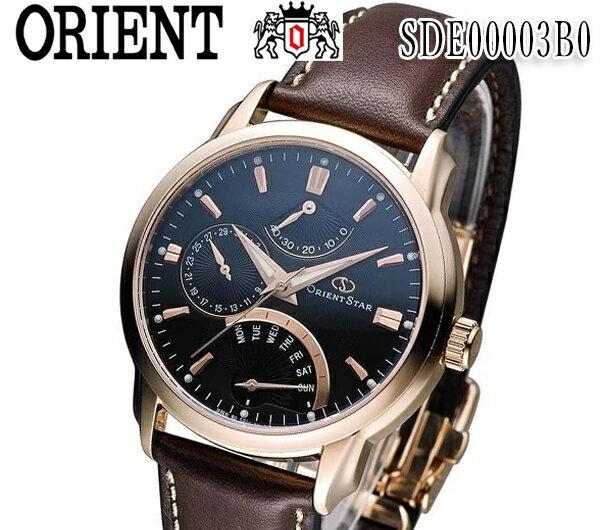 腕時計, メンズ腕時計  ORIENT SDE00003B0