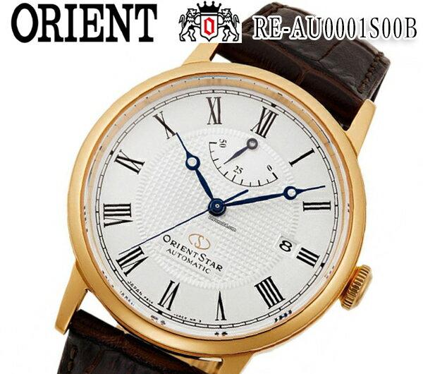 腕時計, メンズ腕時計  ORIENT STAR RE-AU0001S00B