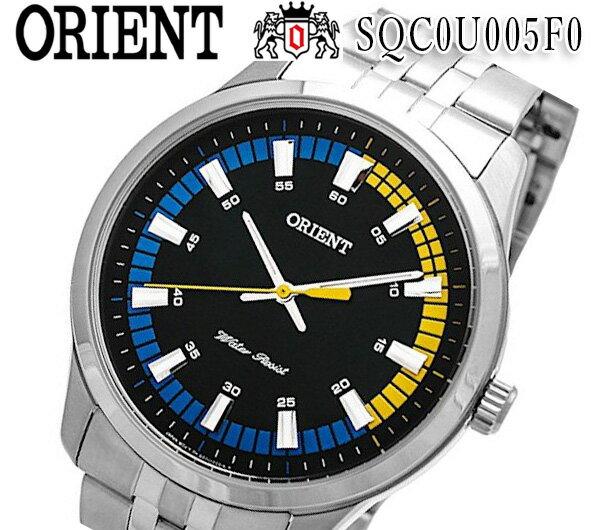 腕時計, メンズ腕時計  ORIENT SQC0U005F0 50m