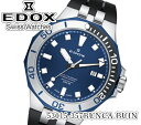 【新品】【送料無料】[エドックス]EDOX 腕時計 DELF...
