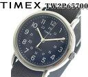 [送料無料] TIMEX タイメックス 腕時計 Weekender セントラルパーク ウォッチ クオーツ アナログ メンズ TW2P65700 人気 おすすめ プレゼント ブルー フェイス