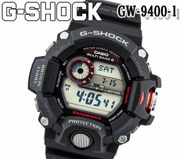 腕時計, メンズ腕時計  G-SHOCK G GW-9400-1 RANGEMAN