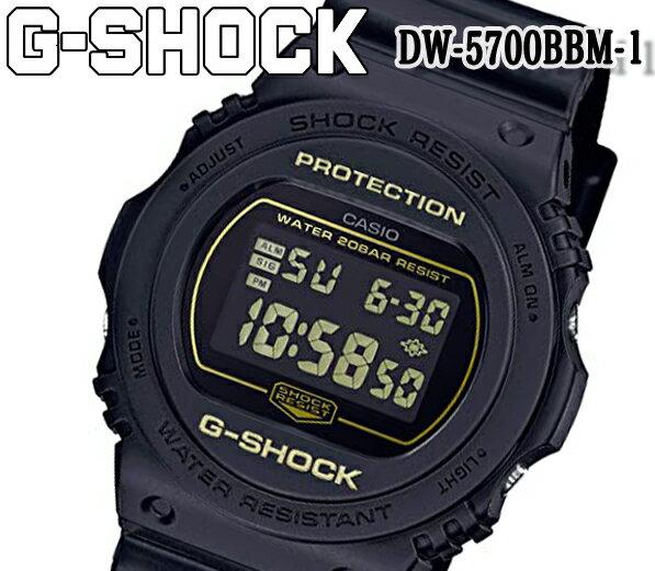 腕時計, メンズ腕時計  casio G-SHOCK G DW-5700BBM-1