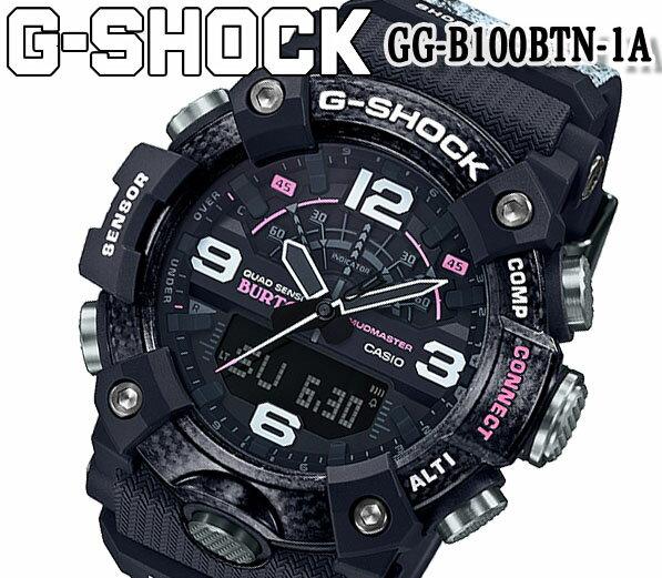 腕時計, メンズ腕時計  G-SHOCK G MUDMASTER GG-B100BTN-1A BURTON CASIO