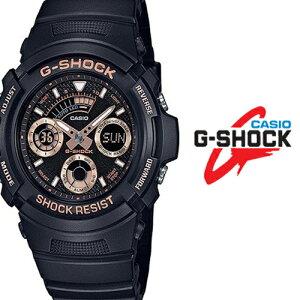 送料無料 即日出荷 あす楽 G-SHOCK ジーショック casio カシオ メンズ 腕時計 aw-591gbx-1a4 アナログ デジタル アナデジ クォーツ 20気圧防水 ブラック ゴールド ストップウォッチ 国内品番 AW-591GBX-1A4JF