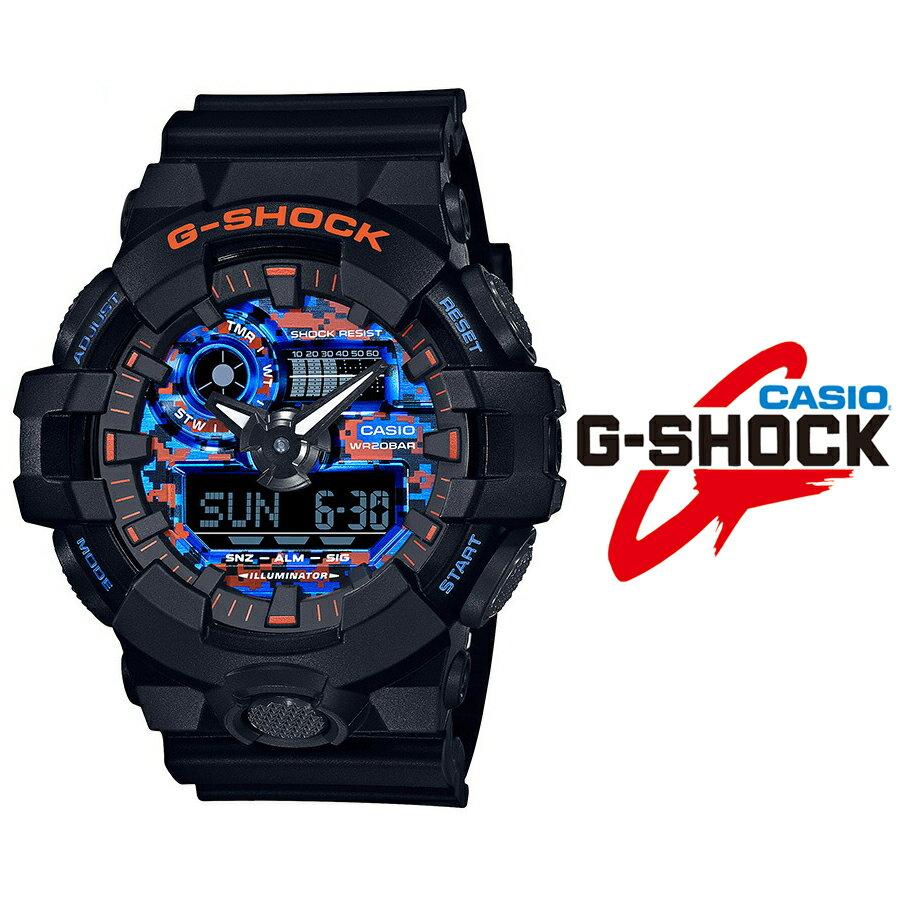 腕時計, メンズ腕時計  CASIO G-SHOCK G GA-700CT-1 ( City Camouflage )