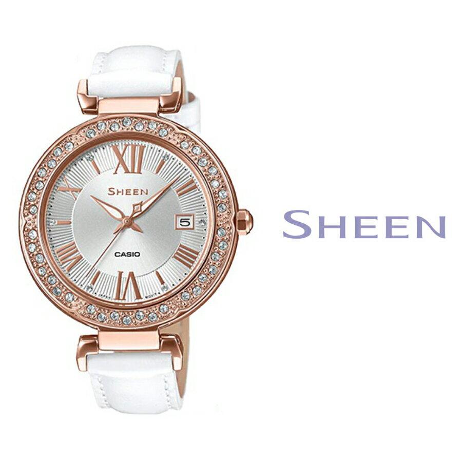 腕時計, レディース腕時計  CASIO SHEEN 3 SHE-4057PGL-7A