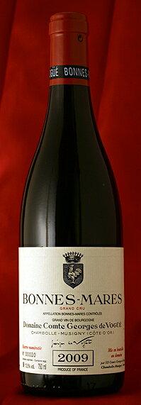 ボンヌ・マール Bonnes Mares[2012] 750mlコント ジョルジュ ド ヴォギュエ Comtes Georges de Vogueフランス ブルゴーニュ ワイン 赤※写真は2009
