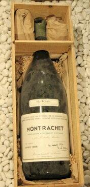 Domaine de la Romanee Conti Montrachet [1985] 6000ml DRC No13モンラッシェ [1985] 6000ml DRC No13