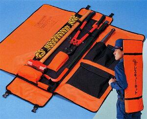 【防災グッズ】災害時に必要な救助用工具をコンパクトにレスキューキットリュック型
