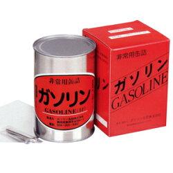 レギュラーガソリンの缶詰 20リットル