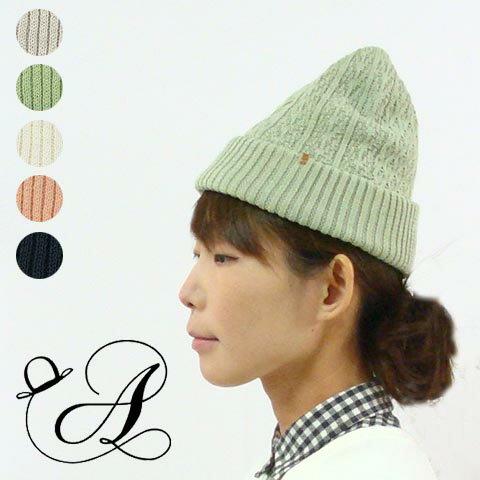 レディース帽子, ニット帽