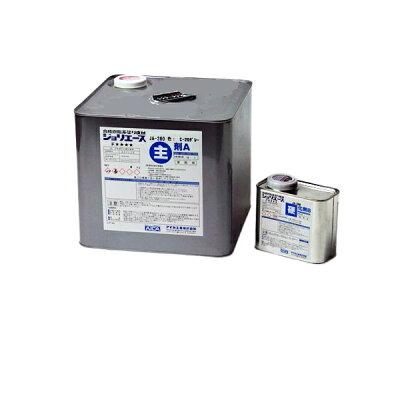 商品リンク写真画像:アクリルウレタン系保護塗料(トップコート) JA-280 (防水材料屋一番さんからの出展)