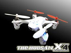 【空撮】【HUBSAN H107D FPV X4】小型カメラ搭載ラジコンヘリ 【前面撮影】【高画質】