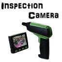 【インスペクションカメラ】【ファイバースコープ】ファイバースコープカメラ  先端5.5mm【録...