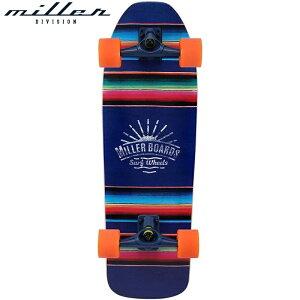 【5%OFFクーポン発行中】【即納★あす楽】ミラーサーフスケートミラーサーフスケート MILLER SURFSKATE AGUAS CALIENTES 31.5インチ スケートボード【送料無料】【39ショップ】