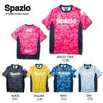 【SPAZIO/スパッツィオ】VERNICEキッズプラクティスシャツcolorshirt(GE-0327)スポーツウェアキッズフットサル遠征練習着