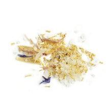 入浴剤NOBANAフラワーカモフラージュバス白つめ草とスズラン